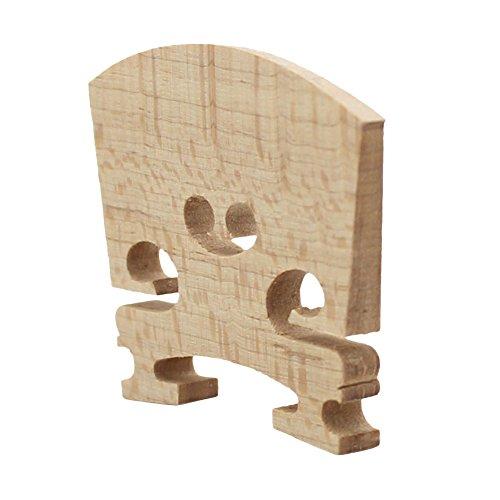 LQZ Steg Violinsteg Standard für Violine 4/4 Größe aus Holz
