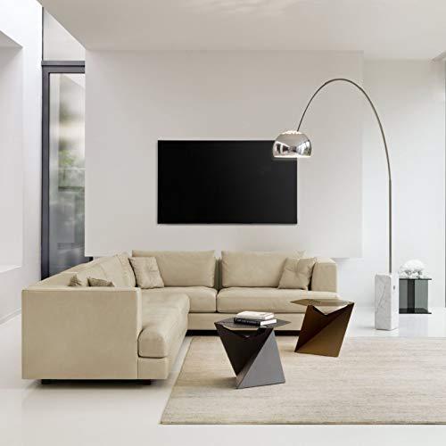GD350 Infrarot Glas-Heizkörper Glaspaneel Heizer  Badezimmer 66x66cm Schwarz Bild 4*