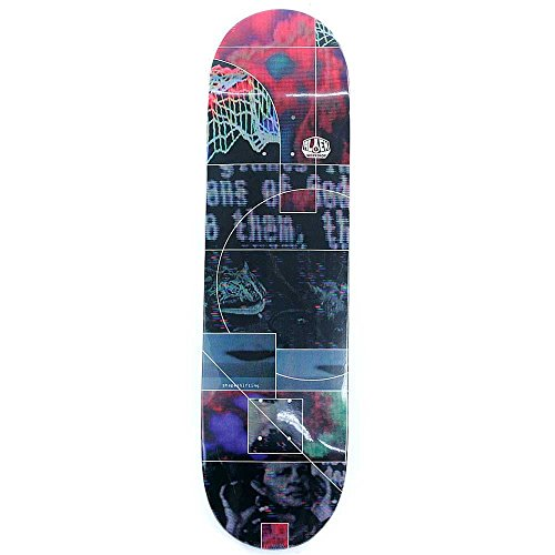 Skateboard Alien Workshop forma Shifting 8,25