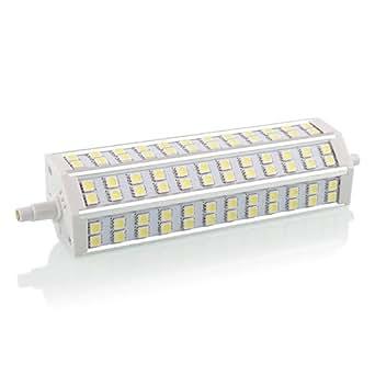 amzdeal r7s 189mm led 5050 smd dimmbar led lampe 72x5050 smds leuchtmittel stehlampe 15w. Black Bedroom Furniture Sets. Home Design Ideas