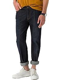 BRAX Herren Jeans CADIZ Genius Regular Fit Raw Blue Used