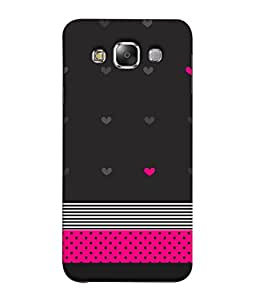 PrintVisa Be Still My Heart 3D Hard Polycarbonate Designer Back Case Cover for Samsung Galaxy E7 (2015) :: Samsung Galaxy E7 Duos :: Samsung Galaxy E7 E7000 E7009 E700F E700F/Ds E700H E700H/Dd E700H/Ds E700M E700M/Ds