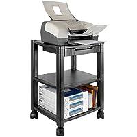 Navitech Supporto Nero 3 cassetti per Stampanti HP ENVY All-in-One Wireless Inkjet Printer / HP Officejet All-in-One Wireless Inkjet Printer with Fax