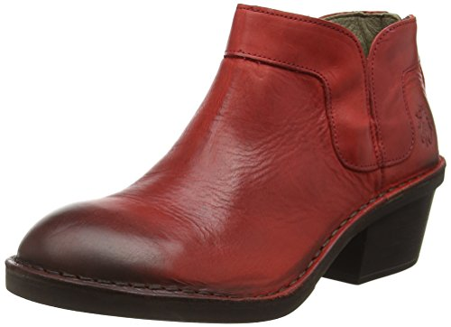 FLY London Dias892fly, Escarpins Femme Rouge (Red 007)