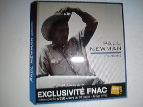Paul Newman : L'insaisissable - Coffret 4 Films - Inclus le Livre de 80 pages en tirage limité