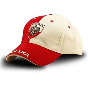 Pologne fancap, casquette, bonnet