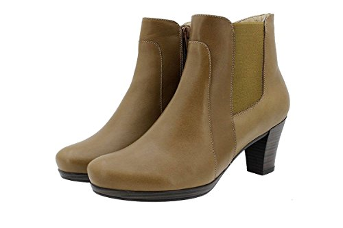 Femme Chaussure Confort Cuir Confortables 9804 Piesanto Bottines Nw8nmv0