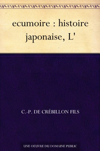 Couverture du livre ecumoire : histoire japonaise, L'