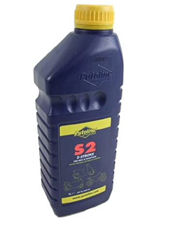 PUTOLINE SEMI SYNTHETIC 2 STROKE OIL FOR MOTORCYCLES, SCOOTERS, ETC