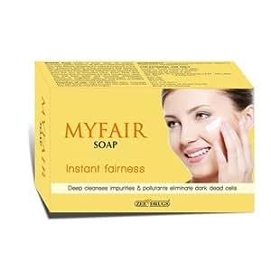 ZEE LABORATORIES Myfair Soap Instant Fairness