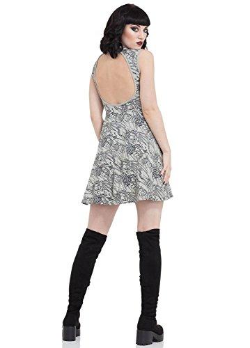 Jawbreaker - Robe - Femme gris gris Gris