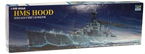 Trumpeter 05302 Modellbausatz HMS Hood