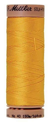 Mettler Cotton Machine Quilting Thread 40wt 164yd-Summer Sun