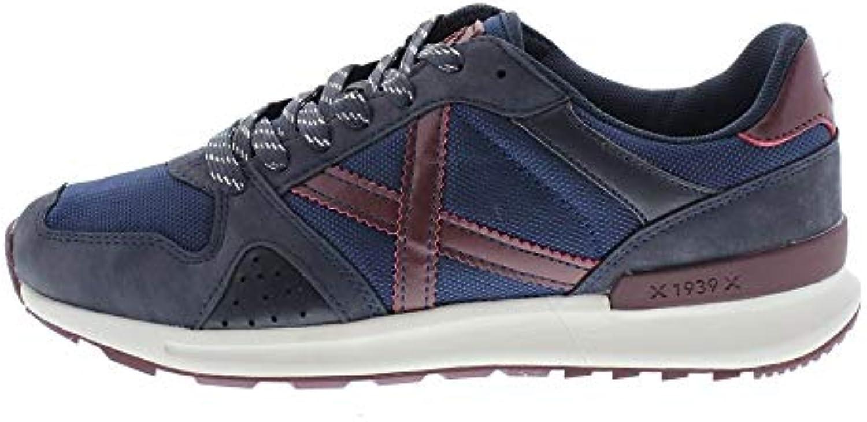 Gentiluomo   Signora Munich scarpe da da da ginnastica Alpha 15 Intelligente e pratico Costo moderato Ideale economico | Folle Prezzo  a7e6a8