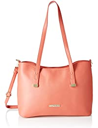 Caprese Shyla Women's Tote Bag (Pink)
