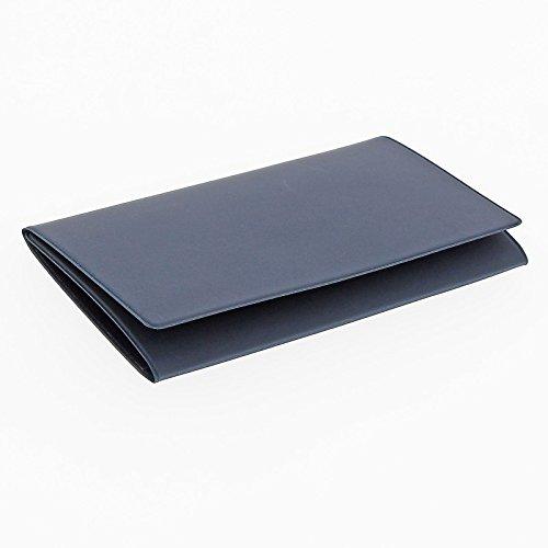 Preisvergleich Produktbild Schutzhülle PVC Radierer für Graukarte (133x 264mm) blau marineblau