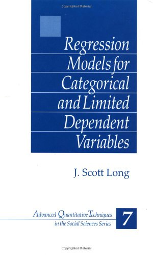regression-models-for-categorical-and-limited-dependent-variables-advanced-quantitative-techniques-i