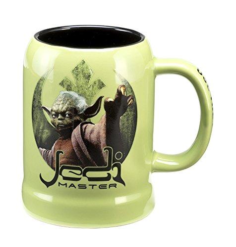 Jarra De Cerveza Star Wars Yoda