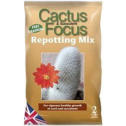 Sustrato universal para cactus