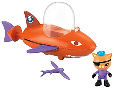 Octonauts Gup B Flying Fish Mode