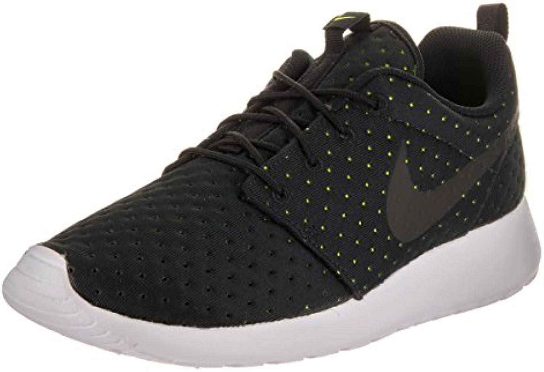 Nike Roshe One Se, Zapatillas de Running para Hombre, Negro (Negro (Black/Black-Volt)), 44 EU