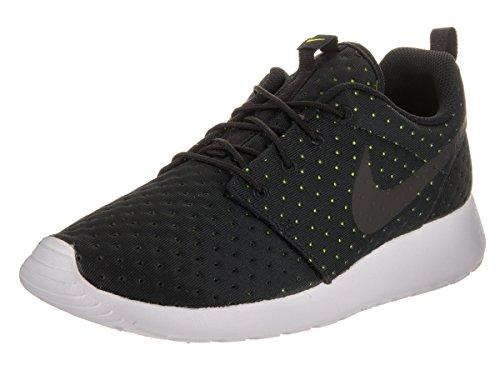 Nike Roshe one se – Running Shoes, Man, Color Black (Black/Black-Volt), Size 44
