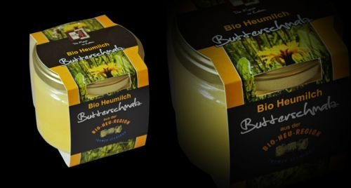 BioArt Heumilch Butterschmalz 260g (VE 6)