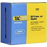 Tacwise 0383 Boîte de 10000 Agrafes galvanisées 10 mm Type 80