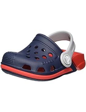 Crocs Electro III Clog Kids, Zuecos Unisex niños