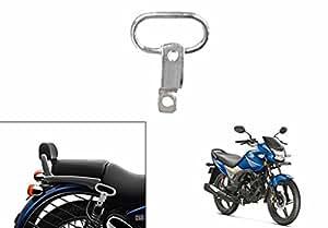 Speedwav Bike Pillion Holder Hook Chrome-Honda CB Shine SP