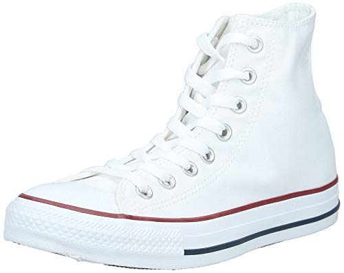 Converse Unisex-Erwachsene Chuck Taylor All Star Season Hi Sneaker, Weiß (Optical White), 39.5 EU