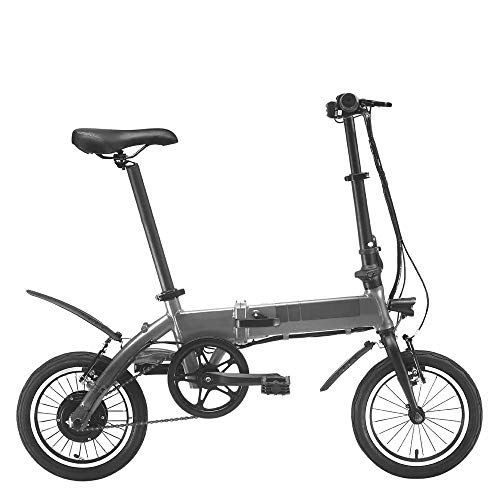 DN-bike product Elektrisches Fahrrad 250W Brushless Motor Elektro-Faltrad 40KM Maxgeschwindigkeit LCD Display Ebike Straßen-Fahrrad 100kg Load Bearing leistungsstarker Motor