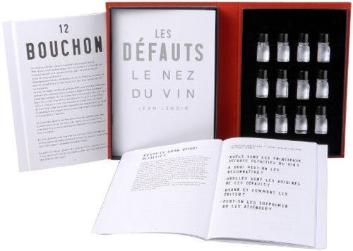 Le Nez du Vin : Les défauts par Jean Lenoir