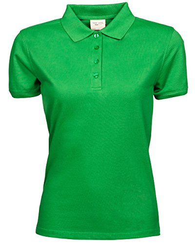 Tee Jays Ladies Heavy polo Spring Green