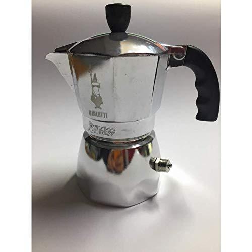Bialetti CAFFETTIERA BRIKKA 2 Tazze Vecchia Produzione 100{501314d4347d134734b8dafa42b143b7546e0224048042a24bbe8f65973204be} Made in Italy