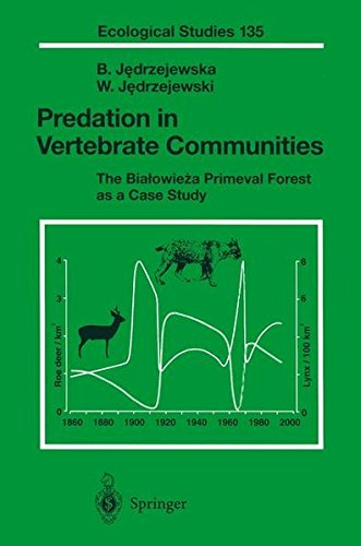 Predation in Vertebrate Communities: The Bialowieza Primeval Forest as a Case Study (Ecological Studies)