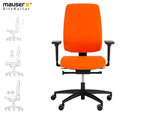 Mauser Sitzkultur Kinderdrehstuhl MAUSER SITZKULTUR Büro Drehstuhl  im Test