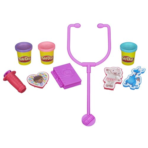 Play-Doh Doctor Kit Featuring Doc McStuffins Toy, Kids, Play, Children by Games 4 Kids