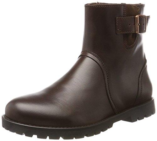 BIRKENSTOCK Shoes Damen Stowe Biker Boots, Braun (Espresso), 38 EU
