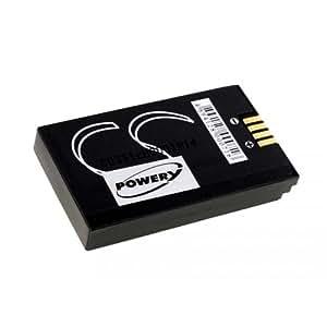 Batterie pour Magellan eXplorist 500, 3,7V, Li-Ion [ Batterie pour GPS ]