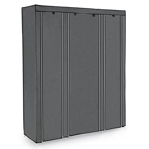 Kleiderschrank-XXL-175-x-150-x-45-cm-Faltschrank-Stoffschrank