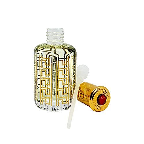 Luxuriös Duftöl MUSK AL ABYAD Premium Qualität Cool Soft Sweet Floral Fresh Parfüm Oil Top Seller Attar 3 ml