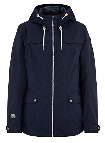 Icepeak - Layla, Freizeit-Jacke mit Kapuze, blau, Gr. 48