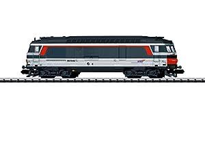 Märklin t16704Vehículo Trix Diesel Lok 67400Multi Service