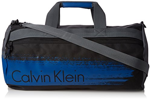 Calvin Klein Cooper Weekender, Borse Uomo Black