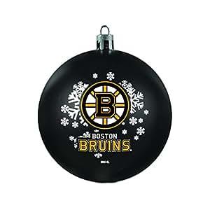 Boston Bruins Christmas Ornament