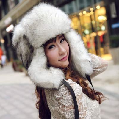 Russische Faux Pelz Hut - CHENLU Neue Art- Und Weisefrauen-Winter-Hut-Qualitäts-Faux-Pelz-Russische Hut-Warme