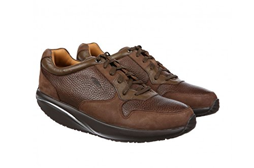 MBT Said, Sneakers basses homme Marron