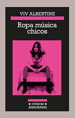 Ropa Música Chicos (Cronicas)