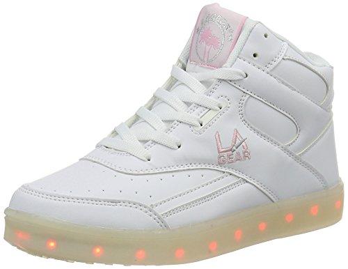 la-gear-womens-flo-lights-ii-hi-top-slippers-weiss-white-soft-pink-4-uk